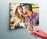Lienzo personalizado con tu foto - Formato panorámico - Tamaño 50 x 100 cm. (40X80)