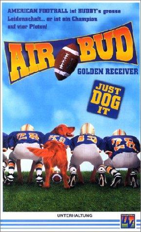 Air Bud - Golden Receiver [VHS]