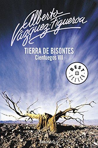 Tierra de bisontes (Cienfuegos 7) (BEST SELLER)