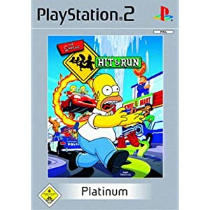 Simpsons – Hit & Run [Platinum]