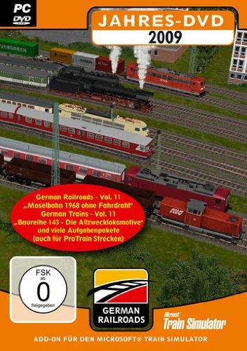 German Railroads - Jahres-DVD 2009 (PC)
