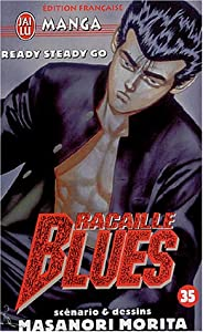 Racaille Blues Edition simple Tome 35