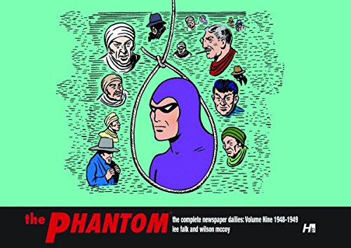 The Phantom: The Complete Newspaper Dailies Volume 9