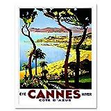 Wee Blue Coo LTD Travel Tourism Cannes Cote D'Azur Beach