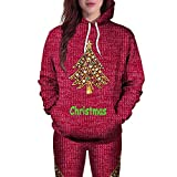 Geili Weihnachten Pullover Damen Weihnachtsba...Vergleich