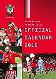 Southampton FC Official 2019 Calendar - A3 Wall Calendar