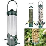 GPF Giardino Pensile Waterer Alimentatore Per Uccelli Domestico Chiaro Tipo Per Alimentatore Di Uccelli Lovebird Attrezzature Agricole All'aperto