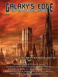 Galaxy's Edge Magazine: Issue 4, September 2013