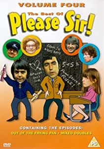 Please Sir!: The Best Of - Volume 4 [DVD]