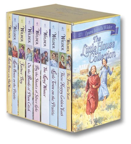 The Little House Collection (Little House Books)