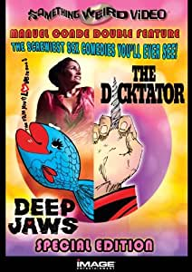 Deep Jaws & Dicktator [DVD] [1974] [Region 1] [US Import] [NTSC]
