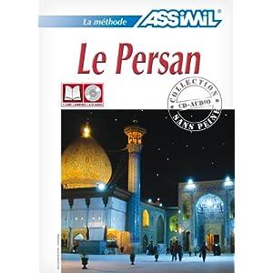 Le persan sans peine. Con 4 CD Audio