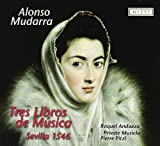 Tres Libros De Musica En Cifra Para Vihuela, Sevilla 1546