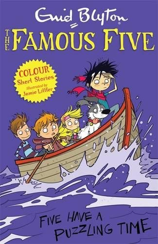Five Have a Puzzling Time (Famous Five Short Stories)