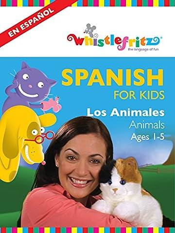 Spanish for Kids: Los Animales (Animals)