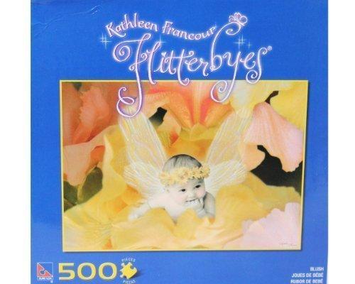 Kathleen Francour-Flitterbyes-Blush 500pc Puzzle