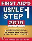 First Aid for the USMLE Step 1 2019,  Twenty-ninth edition (English Edition)