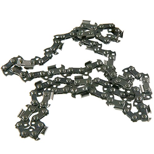 Jrl 30,5 cm Chaîne de tronçonneuse Moulin à chaîne pour lame de découpe lisse extérieur outils 3/8lp 44dl