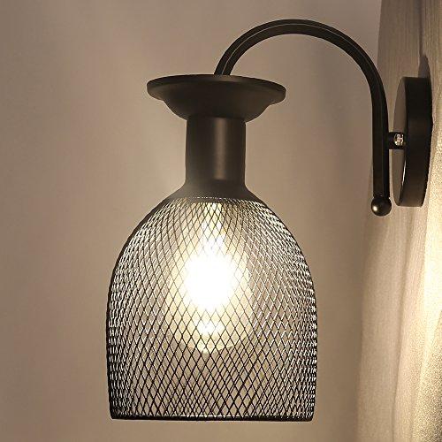 Apliques Pared Baño Vintage Lámpara Pared Retro
