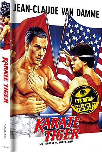 Karate Tiger - Mediabook - Cover F/Kinoplakat - Limitiert auf 500 Stück - Uncut [Blu-ray]