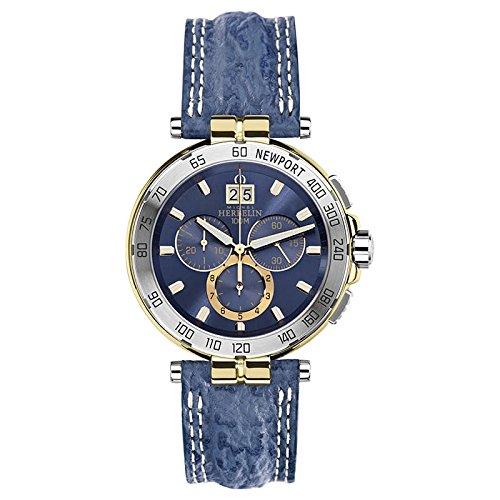Reloj Michel Herbelin para Hombre - 36656/T35 - NEWPORT - Cronógrafo