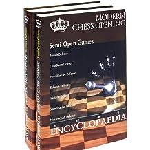 Encyclopaedia Modern Chess Openings: Sicilian Defence v. 2 (Encyclopaedia chess opening)