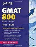 #10: Kaplan GMAT 800: Advanced Prep for Advanced Students (Kaplan Test Prep)