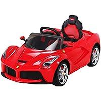 Ferrari Kinder Elektro Auto Ferrari Akku Elektrofahrzeug ferngesteuert Lizenz