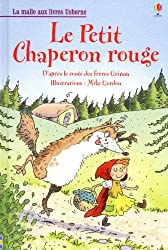 LE PETIT CHAPERON ROUGE - LA MALLE AUX LIVRES
