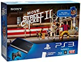 Sony PS3 12GB Console with Move Starter Pack (Free Game: Move Street Cricket II) With HDMI Cable ...