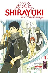 Shirayuki aux cheveux rouges Edition simple Tome 4
