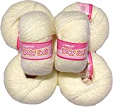 #8: Vardhman Acrylic Knitting Wool, Pack of 6