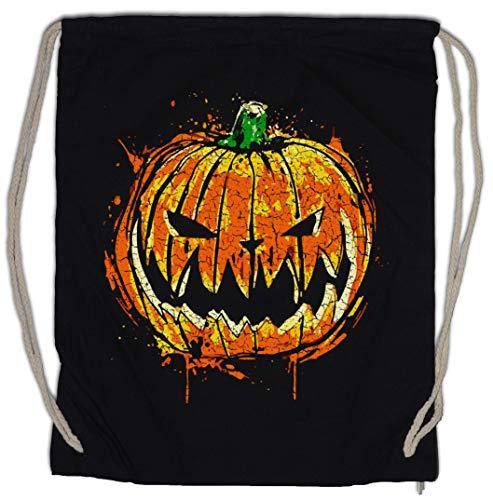 Urban Backwoods Pumpkin Head Turnbeutel Sporttasche