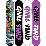Gnu Damen Freestyle Snowboard Asym Ladies Choice C2 145.5 2018