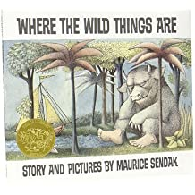 Where the Wild Things Are (Puffin Picture Books) by MAURICE SENDAK (1970-11-05)