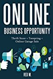 3 in 1 Business Opportunity Bundle: Thrift Store + Teespring (tshirt selling) + Online Garage Sale