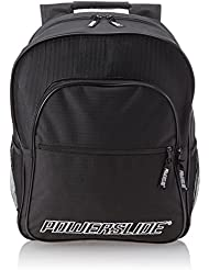 Powerslide Rucksack Transporter Bag - Mochila de senderismo, color negro, talla 60 X 30 X 25