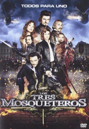 los-tres-mosqueteros-dvd