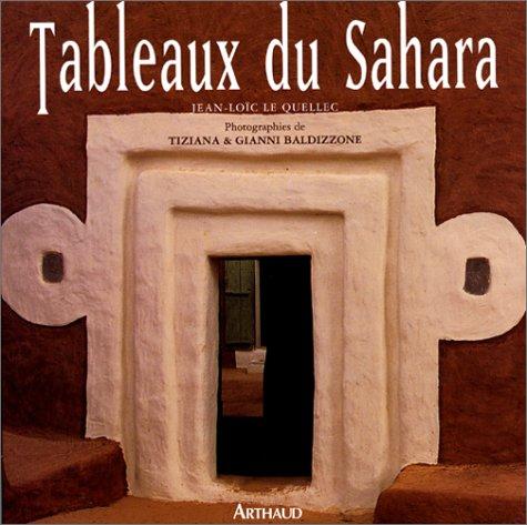Tableaux du Sahara par Tiziana Baldizzone