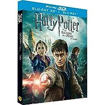 Harry Potter et les Reliques de la Mort - 2ème partie - Année 7 - Le monde des Sorciers de J.K. Rowling - Blu-ray 3D