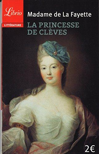 La princesse de cleves (Librio) por Madame de Lafayette