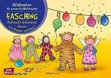 Bildkarten für unser Erzähltheater. Fasching, Fastnacht & Karneval feiern mit Emma und Paul: Kamishibai Bildkartenset. Entdecken. Erzählen. Begreifen ... Jahr - Bildkarten für unser Erzähltheater)