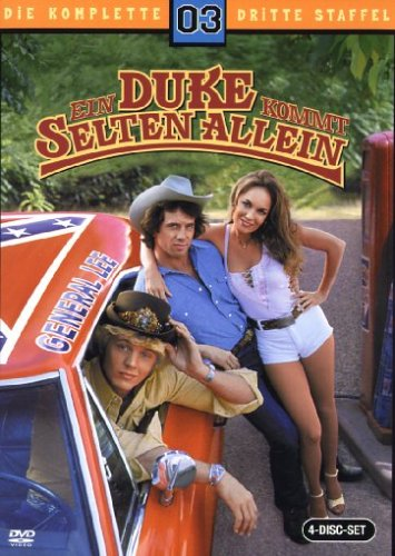 Bild von Ein Duke kommt selten allein - Die komplette dritte Staffel [4 DVDs]