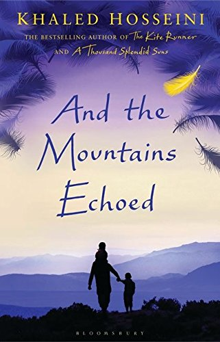 And the Mountains Echoed Cover Image