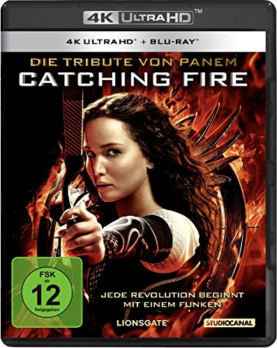 Die Tribute von Panem: Catching Fire - Ultra HD Blu-ray [4k + Blu-ray Disc]