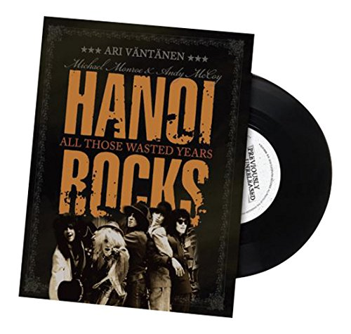 Hanoi Rocks: All Those Wasted Years por Hanoi Rocks