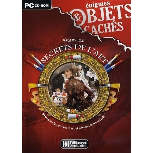 ENIGMES & OBJETS CACHES [JEU PC] [CD-Rom]