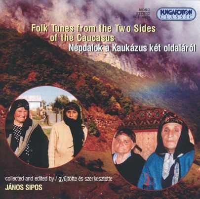 Volkslieder Von Beiden Seiten des Kaukasus