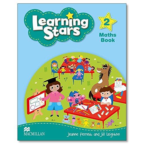 LEARNING STARS 2 Maths Book