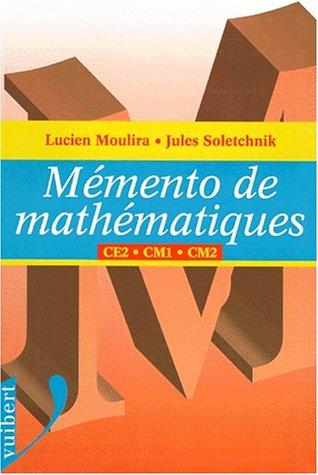 Mathématiques, CE2, CM1, CM2